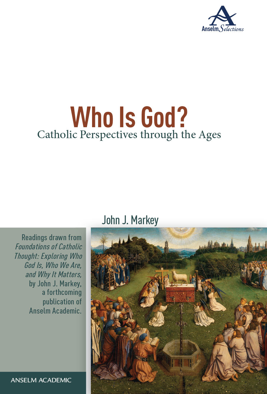 Who Is God? Catholic Perspectives through the Ages - PDF