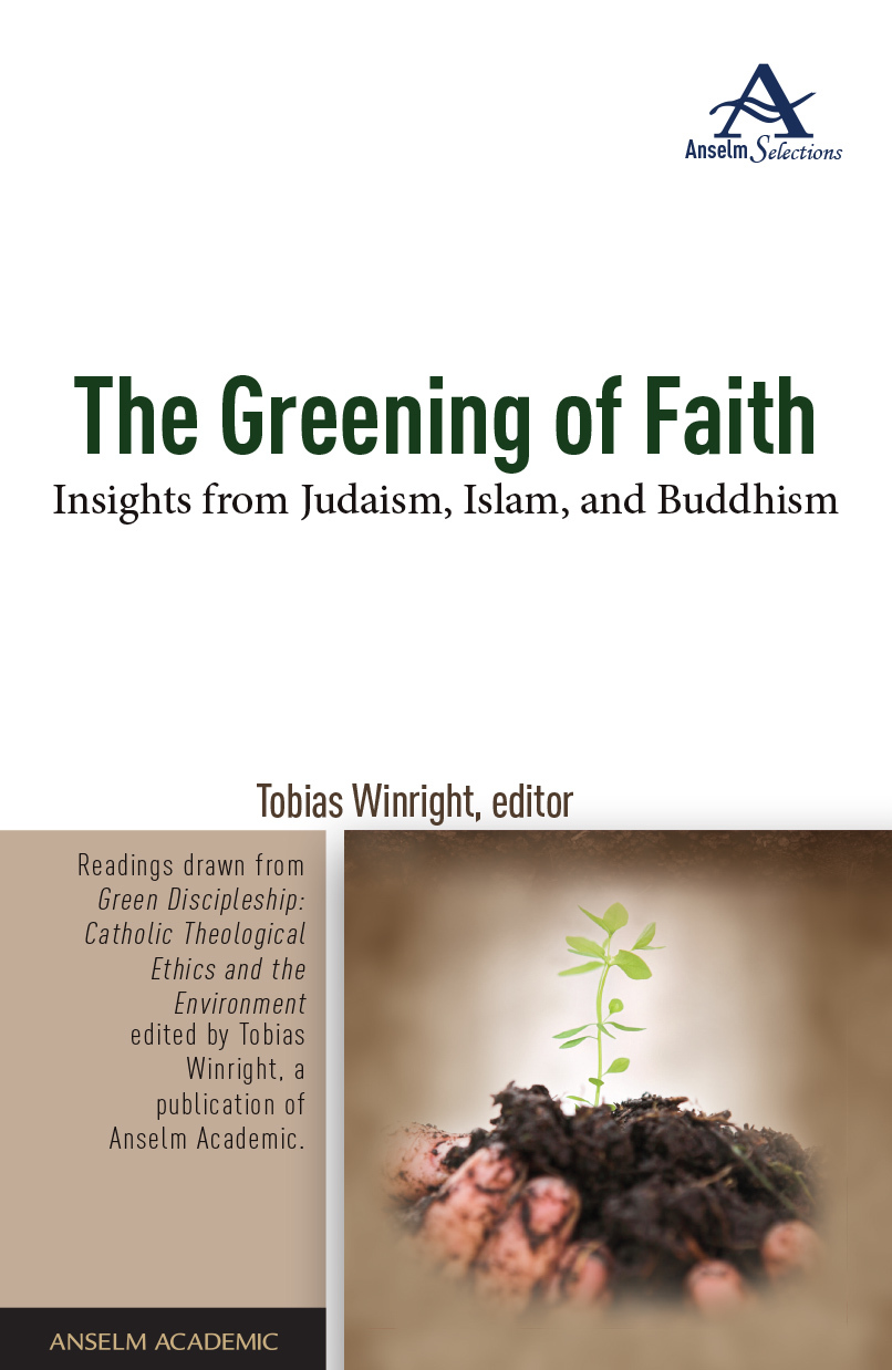 The Greening of Faith: Insights from Judaism, Islam, and Buddhism