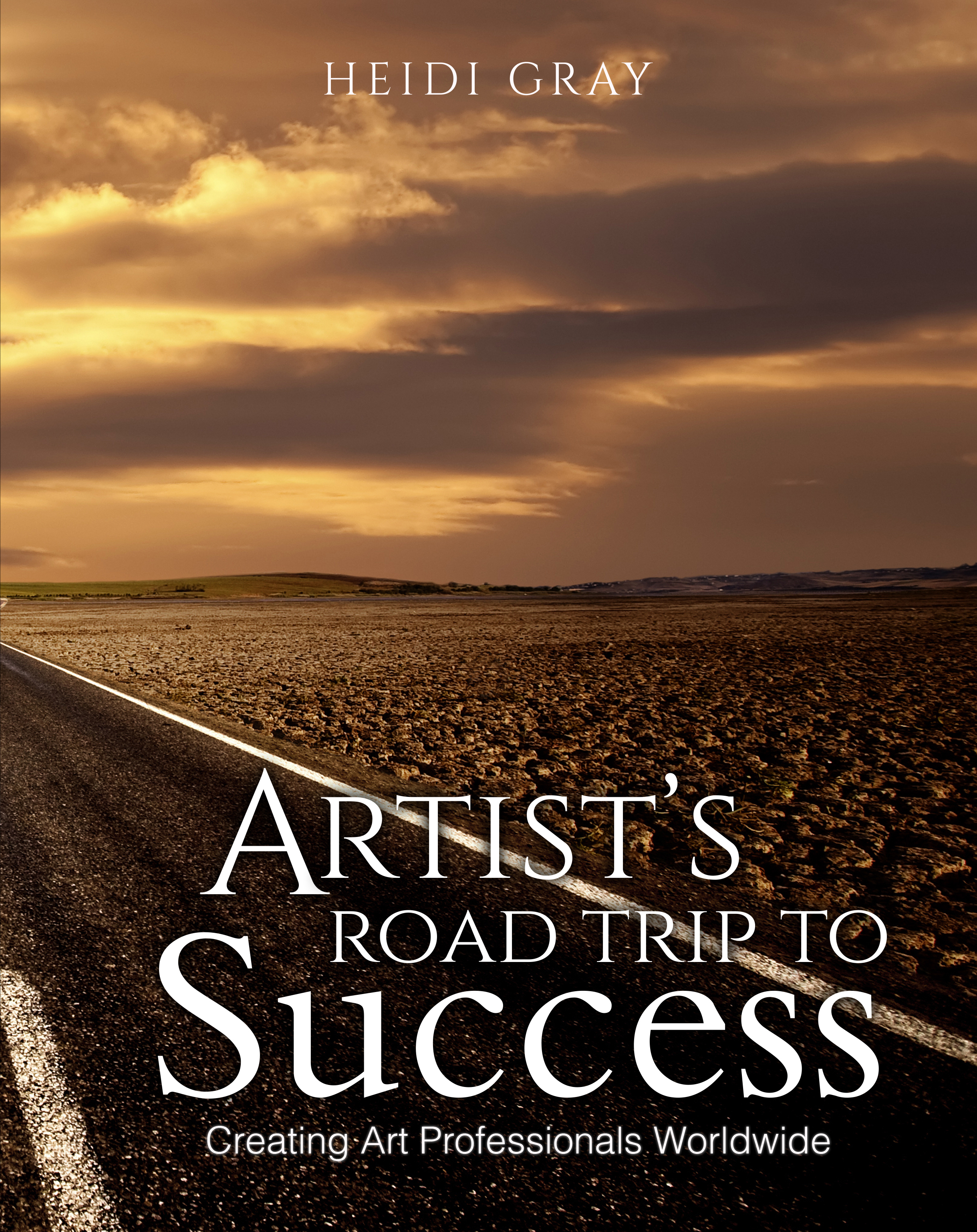 Artist's Road Trip to Success ebook (1 Year Access)