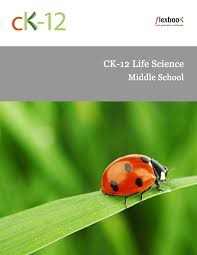 CK-12 Life Science For Middle School Teacher's Edition ebook (1 Year Access)