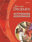 Be My Disciples (Bilingual) : Grade 1 - Activities