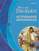 Be My Disciples (Bilingual) : Grade 2 - Activities