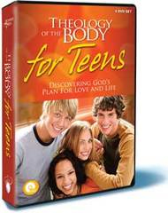 Theology of the Body for Teens: Set of 4 DVD's(8 Sessions)