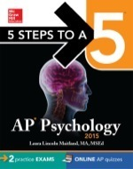 5 Steps to a 5 AP Psychology, 2015 Edition 6th Edition epub