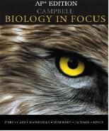 Biology in Focus Pearson AP Edition