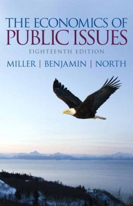 The Economics of Public Issues 18th Edition ebook (1 Year Access)