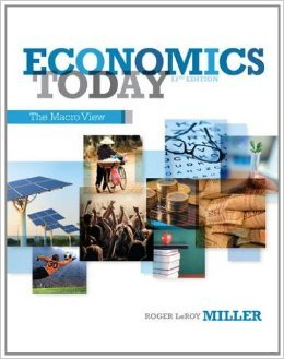 Economics Today: The Macro View, 17/e
