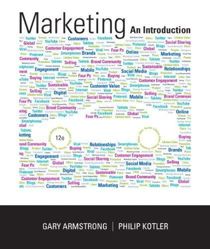 Marketing: An Introduction, 12th Edition ebook (1 Year Access)