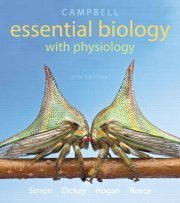 Campbell Essential Biology with Physiology 5th Edition ebook (1 Year Access)