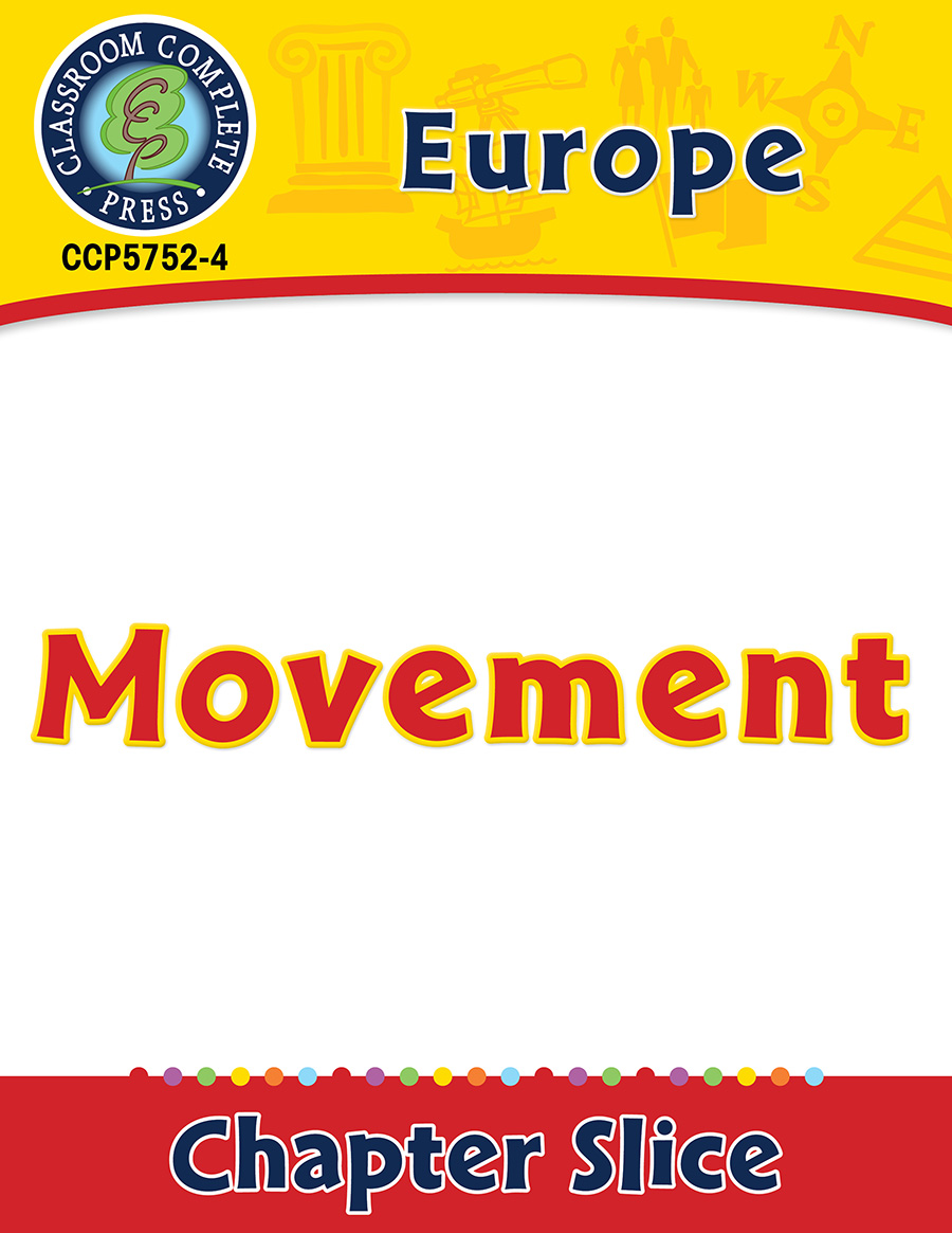 Europe: Movement Gr. 5-8