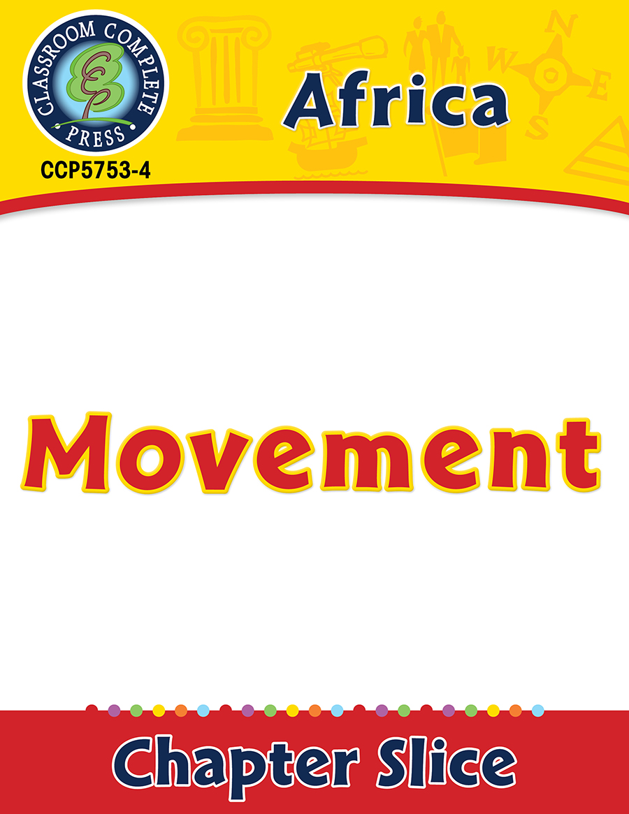 Africa: Movement Gr. 5-8
