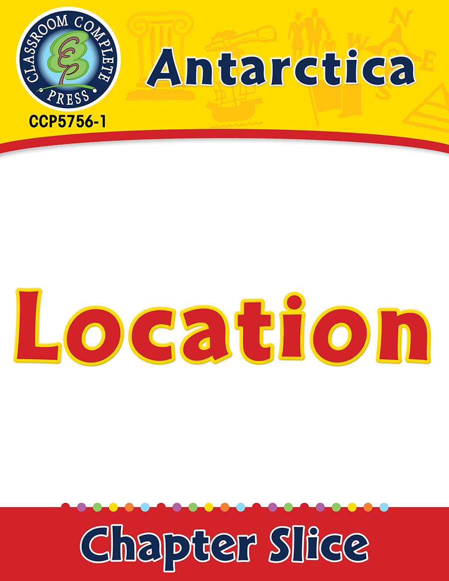 Antarctica: Location Gr. 5-8