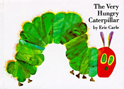 The Very Hungry Caterpillar (Mini Book)