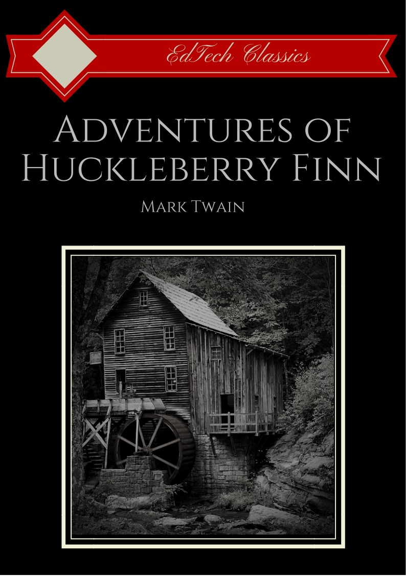 Adventures of Huckleberry Finn ePub