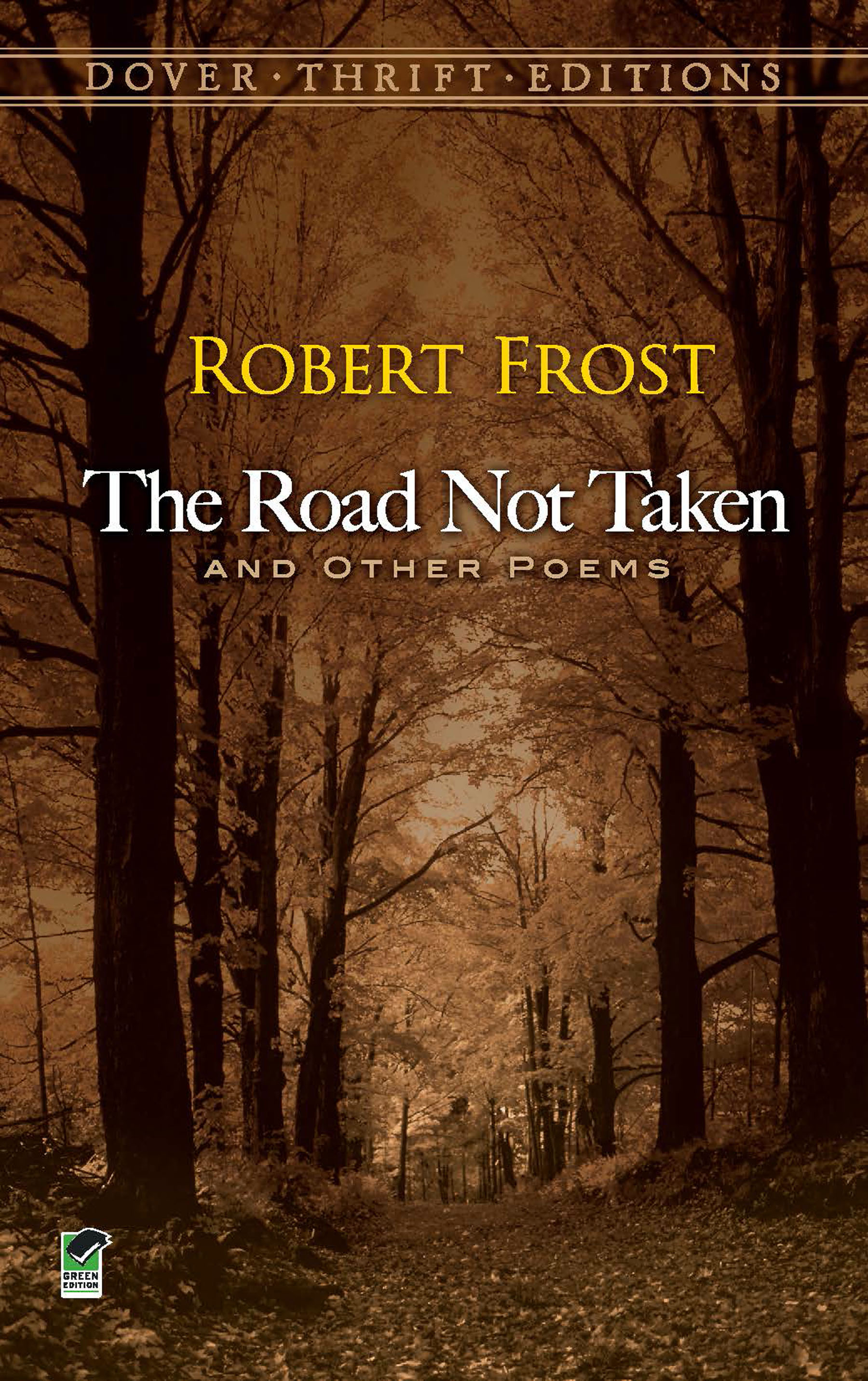 Road Not Taken and Other Poems