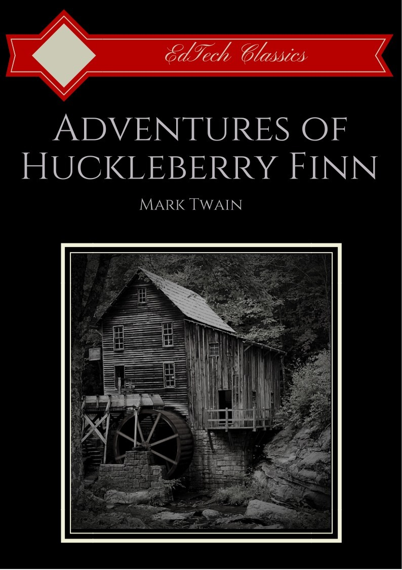 Adventures of Huckleberry Finn ePub (1 Year Access)