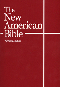 New American Bible: Student Red Lightweight Paperback