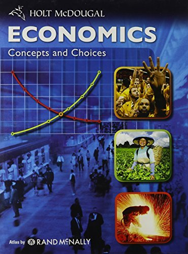 Economics: Concepts and Choices 2011 Edition ebook (1 Year License)