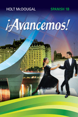 Avancemos! Level 1B ebook