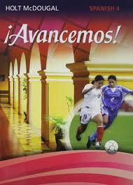 Avancemos! Level 4 eBook