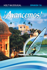 Avancemos! Level 1A ebook