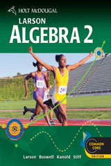 Larson Algebra 2 Common Core eBook (1 Year Access)