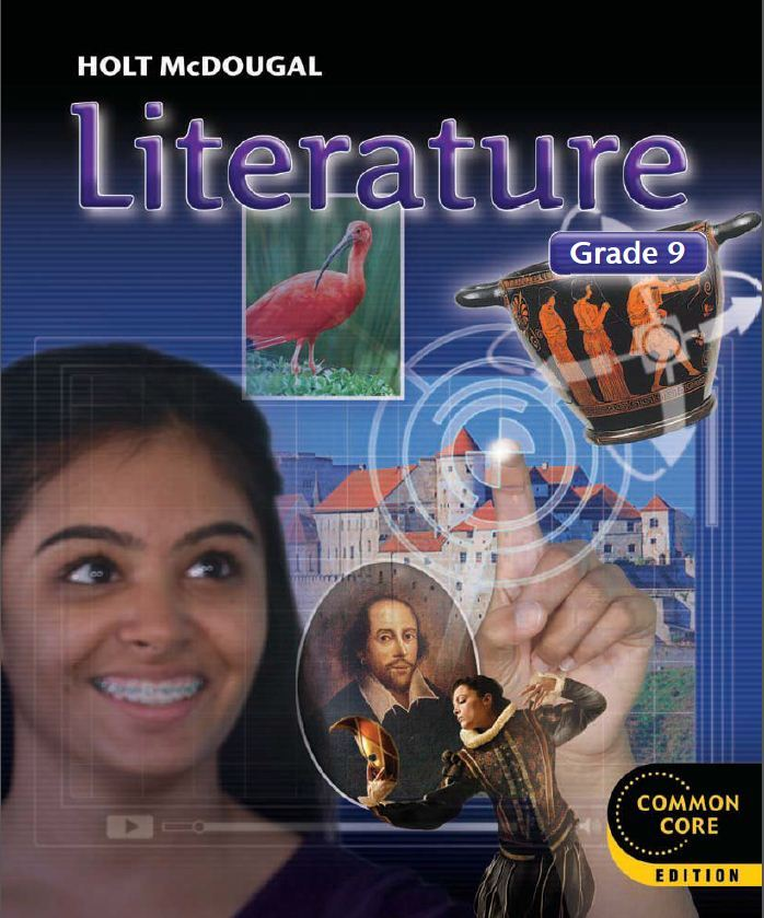 Holt McDougal Literature Common Core Student Edition Grade 9 2012 eBook (1 Year Access)
