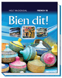 Holt McDougal Bien Dit! Student Edition eTextbook ePub 1-Year Level 1B 2013