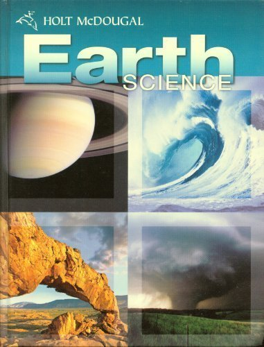 Holt McDougal Earth Science Student Edition 2012