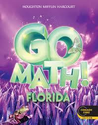 GO Math Florida 2013 Student Edition, Grade 3