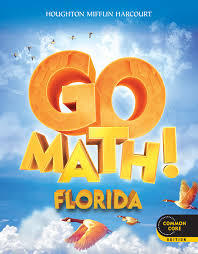 GO Math Florida 2013 Student Edition, Grade 4