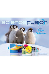 Houghton Mifflin Harcourt Science Fusion Grade K Student Edition 2012