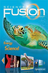 Houghton Mifflin Harcourt Science Fusion Grade 2 Student Edition 2012