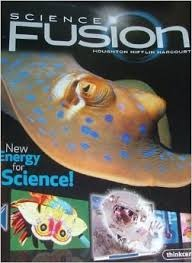 Houghton Mifflin Harcourt Science Fusion Grade 4 Student Edition 2012