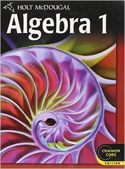 Holt McDougal High School Math Algebra 1 ebook (1 Year Access)