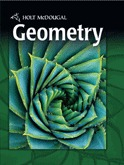 Holt McDougal High School Math Geometry Student Edition eBook (1 year access)