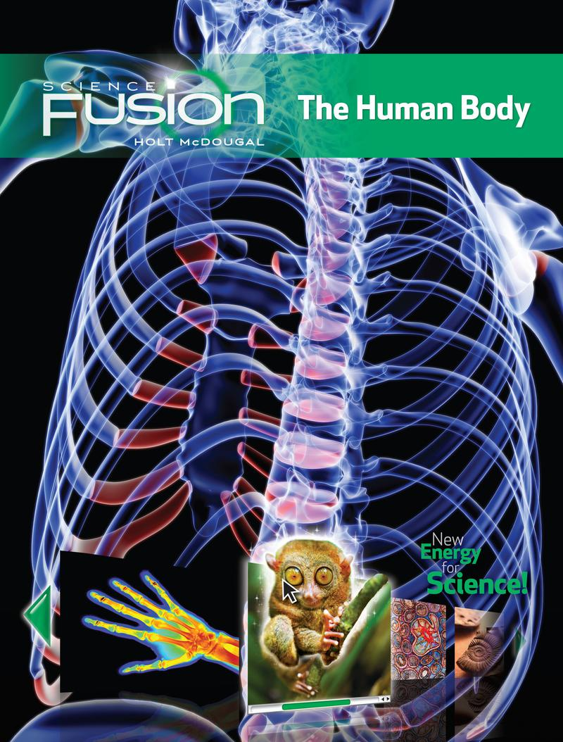 Houghton Mifflin Harcourt Science Fusion Module C Student Edition 2012