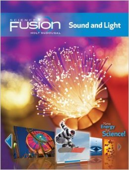 Houghton Mifflin Harcourt Science Fusion Module J Student Edition 2012