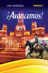 Avancemos! Level 2 Interactive eBook (1 Year Access)