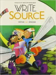 Great Source Write Source Student Edition eTextbook files-PDF format Grade 4 201 2