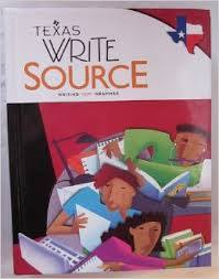 GreatSource WriteSource TX Student Edition GR10 2012