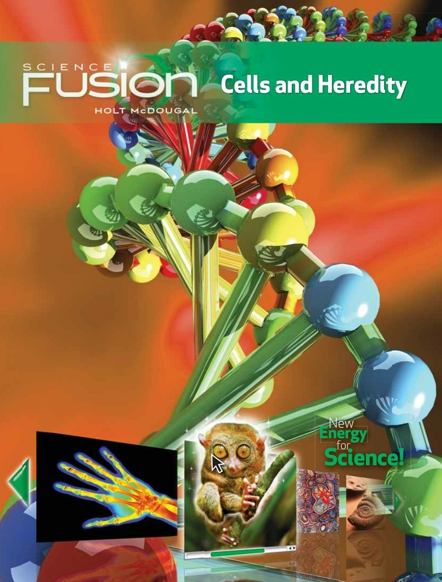 Houghton Mifflin Harcourt Science Fusion Module A Student Edition 2012