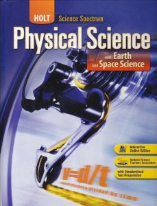 Holt Science Spectrum: Physical Science Student Edition eTextbook PDF 1-Year