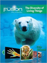 Science Fusion, Module B: The Diversity of Living Things  Student Edition 2012