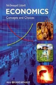 Economics: Concepts and Choices eBook (1-year access)