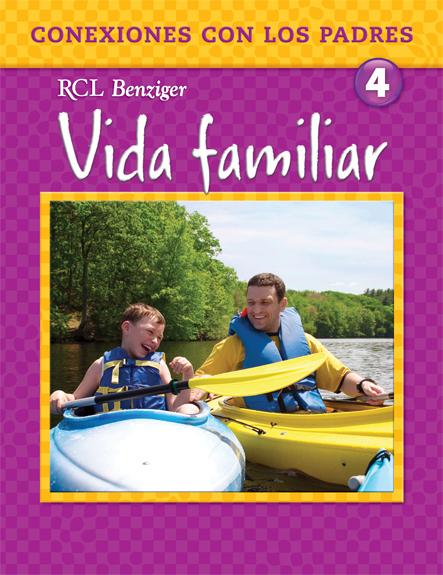Family Life: Grade 4: Parent Connection-Bilingual