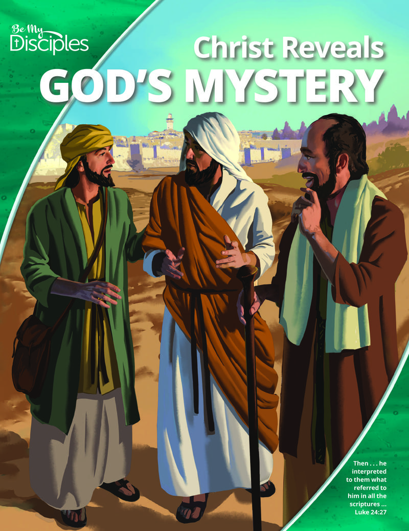 Be My Disciples, Junior High, CHRIST REVEALS GOD'S MYSTERY Student 1 Year Online License