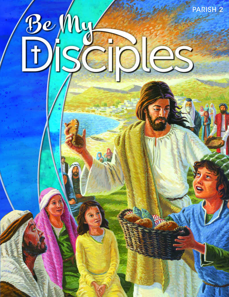 Be My Disciples Parish: Grade 2 Student Book 1 Year Online License