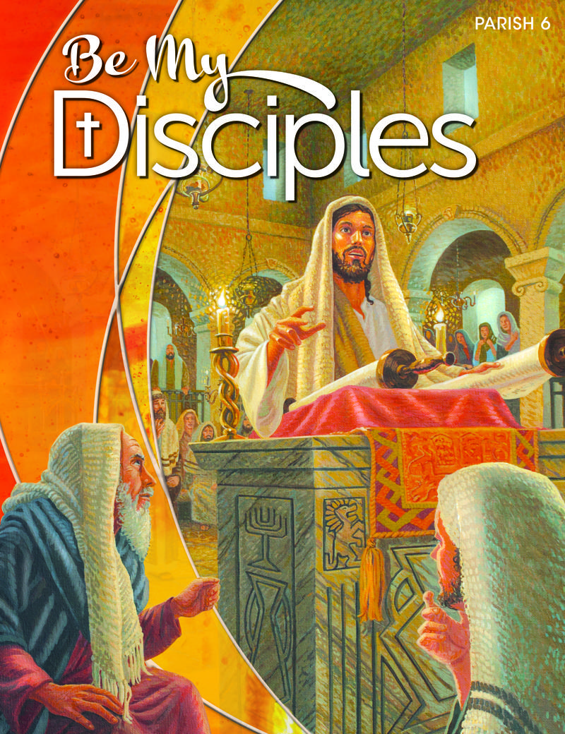 Be My Disciples School: Grade 6 Student Book 1 Year Online License