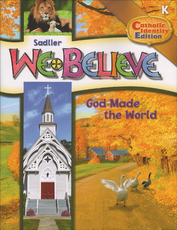We Believe with Project Disciple, PARISH Edition Grade K